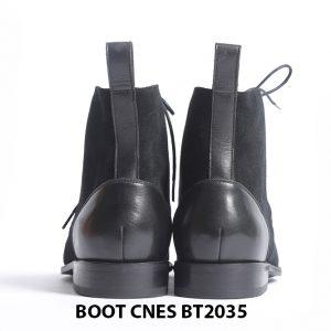 Giày tây nam phong cách Boot CNES BT2035 002