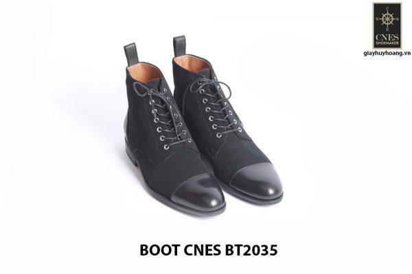 Giày tây nam phong cách Boot CNES BT2035 001