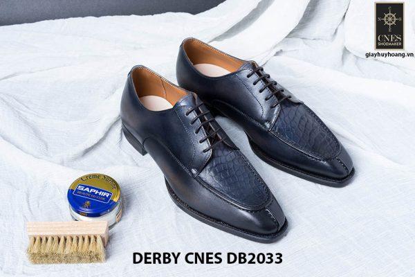 Giày da nam cao cấp Derby CNES DB2033 001