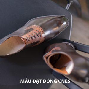 Giày da nam chính hãng Oxford CNES Tokyo666 001