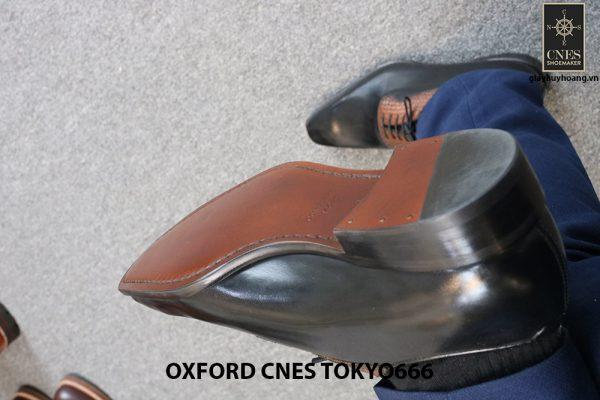 Giày da nam chính hãng Oxford CNES Tokyo666 003