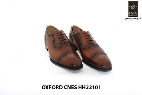 Giày tây nam giá rẻ Oxford CNES HH33101 001