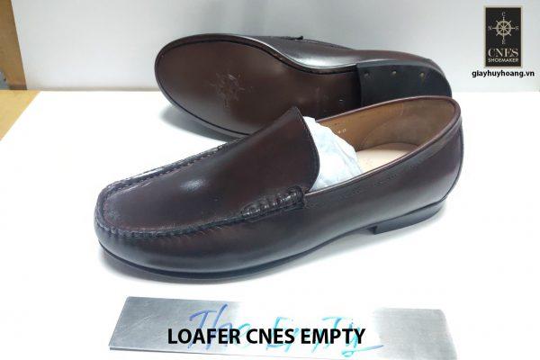 Giày lười nam Mocasin Loafer CNES EMPTY 004
