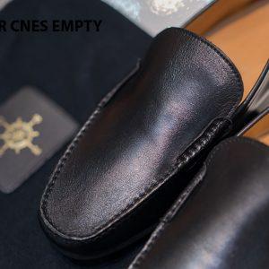 Giày lười nam Mocasin Loafer CNES EMPTY 003