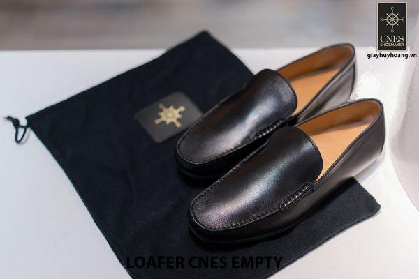 Giày lười nam Mocasin Loafer CNES EMPTY 002