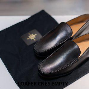 Giày lười nam Mocasin Loafer CNES EMPTY 001