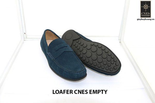 Giày lười nam rút tay Mocasin Loafer CNES EMPTY 009