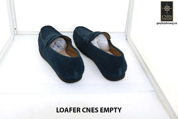 Giày lười nam rút tay Mocasin Loafer CNES EMPTY 008