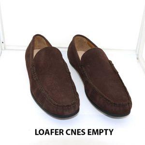 Giày lười nam rút tay Mocasin Loafer CNES EMPTY 005