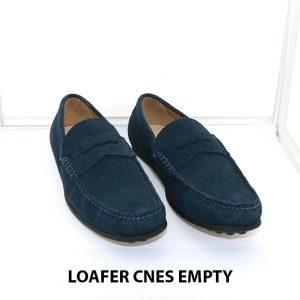Giày lười nam rút tay Mocasin Loafer CNES EMPTY 006