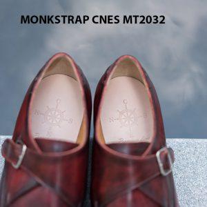 Giày tây nam cao cấp Monkstrap CNES MT2033 006
