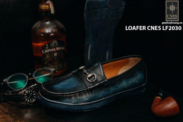 Giày lười nam cao cấp Loafer CNES LF2030 006