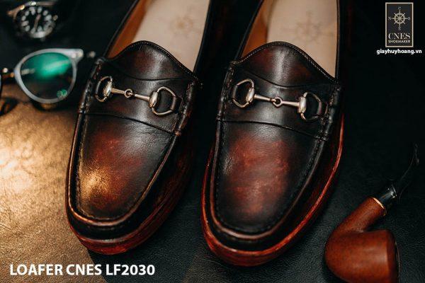 Giày lười nam cao cấp Loafer CNES LF2030 002