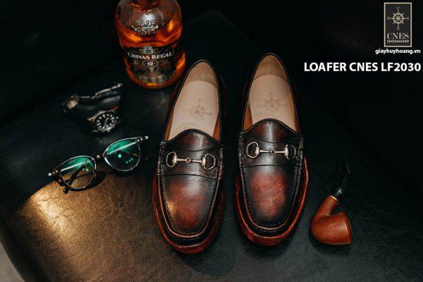 Giày lười nam cao cấp Loafer CNES LF2030 001