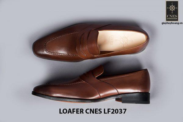 Giày lười nam không dây Loafer CNES LF2037 004