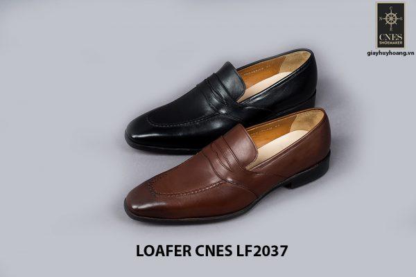 Giày lười nam không dây Loafer CNES LF2037 003