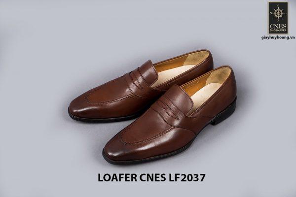 Giày lười nam không dây Loafer CNES LF2037 001