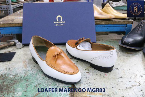 Giày lười nam công sở Loafer Marengo MGR83 004