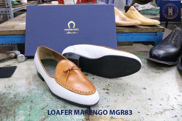 Giày lười nam công sở Loafer Marengo MGR83 003