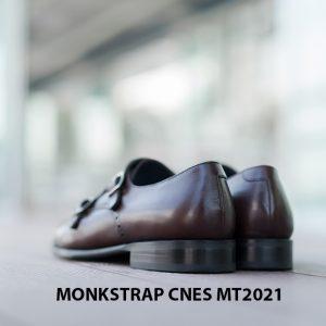 Giày tây nam hàng hiệu Monkstrap CNES MT2021 004