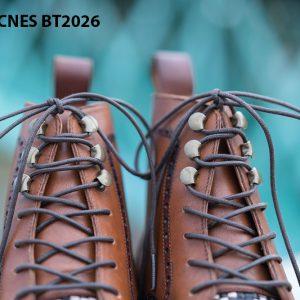 Giày tây nam cột dây Boot CNES BT2026 006