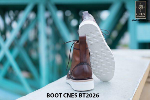 Giày tây nam cột dây Boot CNES BT2026 005