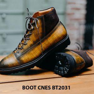 Giày cổ cao Boot CNES BT2031 005