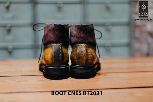 Giày cổ cao Boot CNES BT2031 004