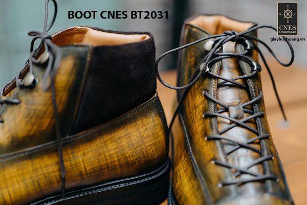Giày cổ cao Boot CNES BT2031 003