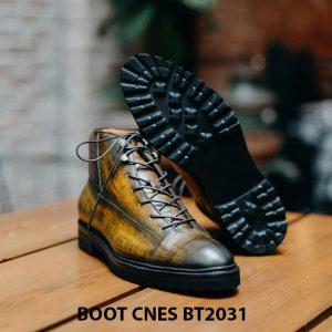Giày cổ cao Boot CNES BT2031 002