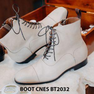 Giày da nam cao cấp Boot CNES BT2032 0013