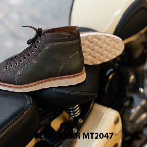 Giày Boot buộc dây chính hãng KNAR BT2047 004