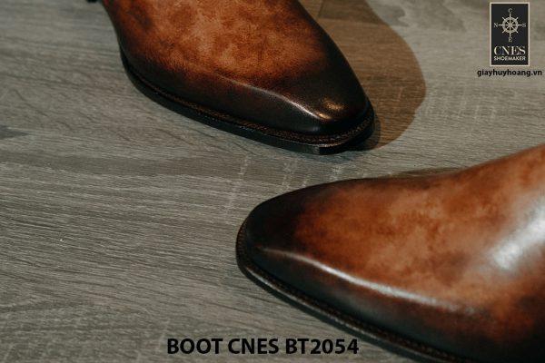 Giày tây nam đế khâu Boot CNES BT2054 003