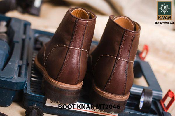 Giày Boot buộc dây thời trang KNAR BT2046 006
