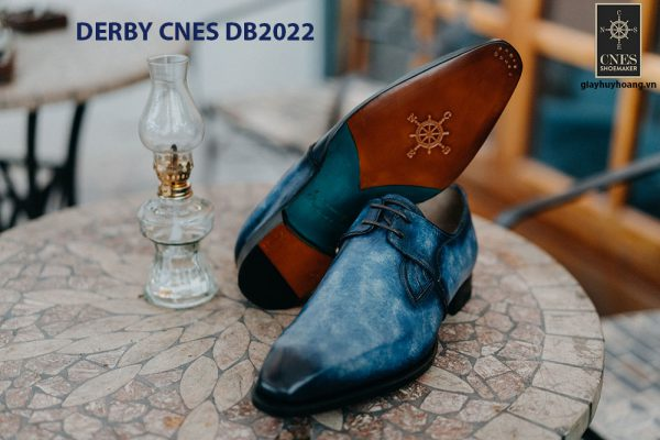 Giày tây nam Derby CNES DB2022 002