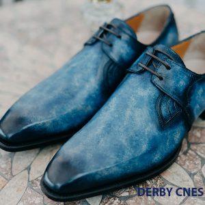 Giày tây nam Derby CNES DB2022 001