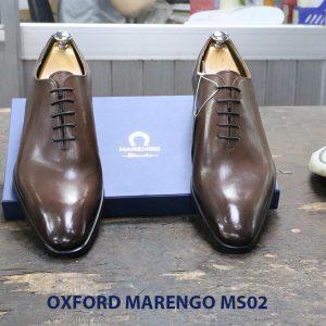 [Outlet] Giày da nam trơn Oxford Marengo MS02 004