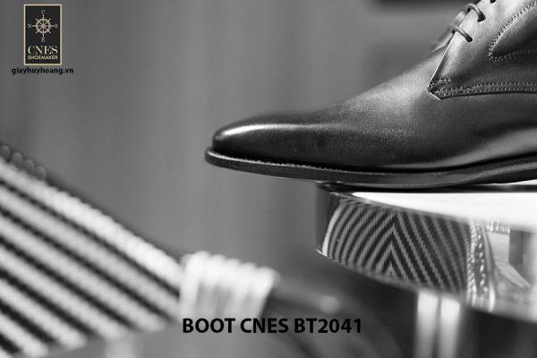 Giày da nam cổ thấp Chukka Boot CNES BT2041 005