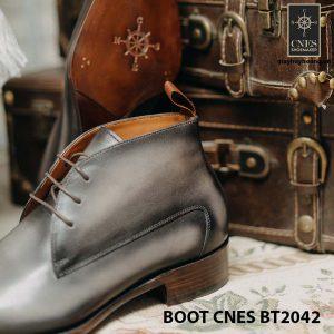 Giày da nam Chukka Boot CNES BT2042 004