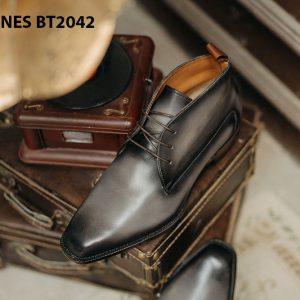 Giày da nam Chukka Boot CNES BT2042 003