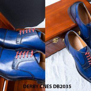 Giày da nam chính hãng Derby CNES DB2035 004
