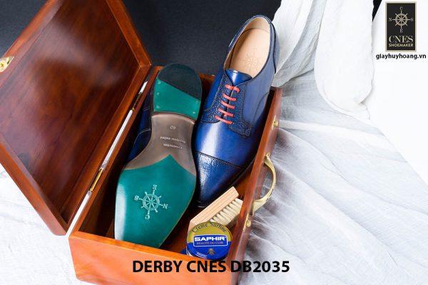 Giày da nam chính hãng Derby CNES DB2035 003