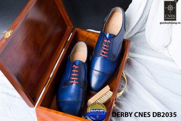 Giày da nam chính hãng Derby CNES DB2035 001