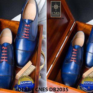 Giày da nam chính hãng Derby CNES DB2035 002