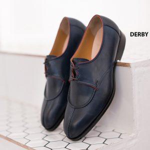 Giày da nam chính hãng Derby CNES DB2038 001
