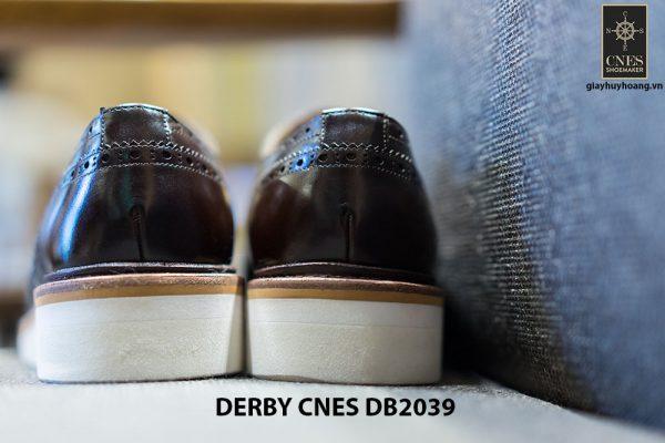 Giày da nam thủ công Derby CNES DB2039 005