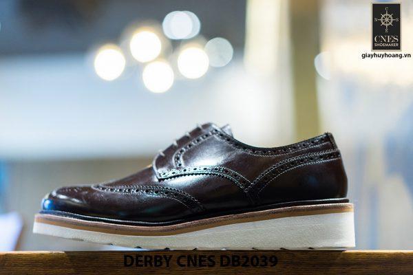 Giày da nam thủ công Derby CNES DB2039 004