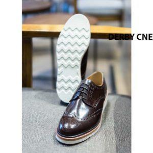 Giày da nam thủ công Derby CNES DB2039 003