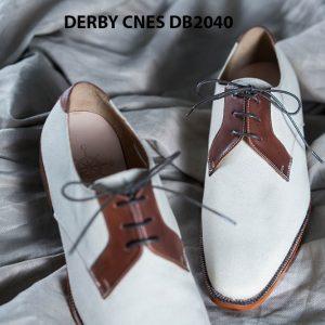 Giày da nam buộc dây Derby CNES DB2040 003