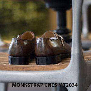 Giày tây nam chất lượng Monkstrap CNES MT2034 004